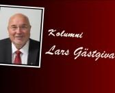 <center>Lars Gästgivars – Lakialoitteiden käsittely on vinoutunut</center>
