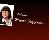 Maria Tolppanen, ps – Kevät on isojen päätösten aikaa