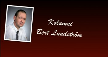 <center>Bert Lundström – Sotimis- ja valtahakuisuus, imperialismi elää ja hengittää</centet