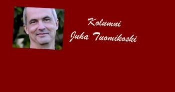 <center>Juha Tuomikoski, vihr. – Perustulo osa sosiaaliturvaa</center>