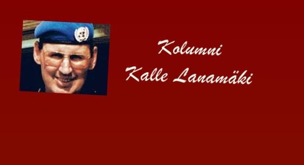 <center>Kalle Lanamäki – Suomi on paskahousujen maa<center>