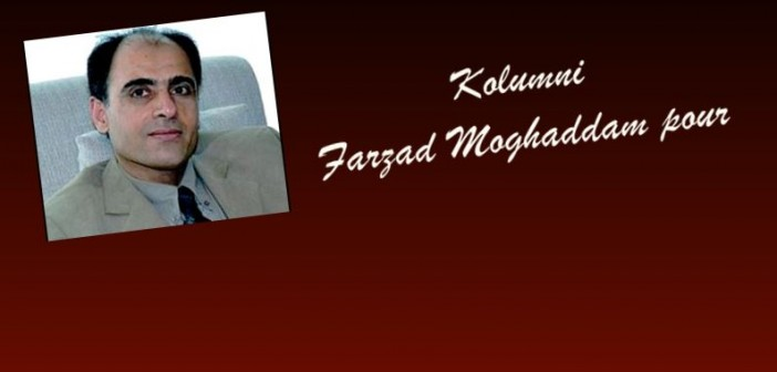 Farzad Moghaddam pour – Uusi vientituote nimeltään Suomen maine