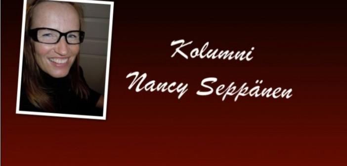 <center>Nancy Seppänen – Muutoksia osastojen rutiineihin</center>