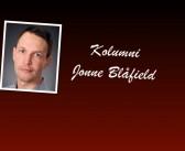 <center>Jonne Blåfield, ps -Invaparkki ei ole pikaparkki</center>