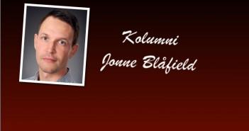 <center>Jonne Blåfield, ps – Ala-Kokko pahasti hakoteillä<center>