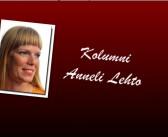 <center>Anneli Lehto – Päättäjien arvomaailma</center>