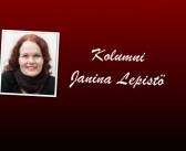 <center>Janina Lepistö – Säästetään väärässä paikassa</center>