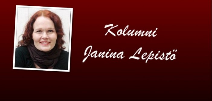 <center>Janina Lepistö – Kunnioitusta päätöksentekoon</center>