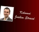 <center>Joakim Strand – Vahva Vaasanlääni yhteistyöllä</center>