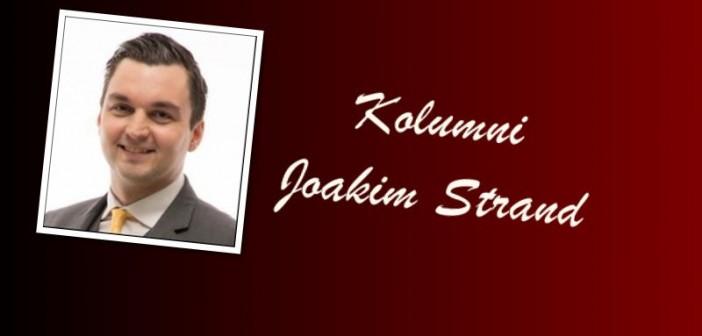<center>Joakim Strand – Kreikkaa ja paljon muuta</center>