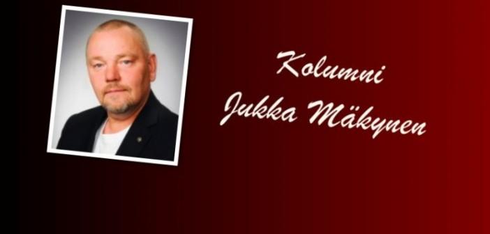 <center>Jukka Mäkynen, ps – Kuka nostaa koiran hännän</center>