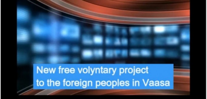 <center>Tämä video on Vaasassa asuville ulkomaalaisille</center>