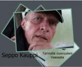 <center>Seppo Kauppi -Pelattiin sitä pihallakin</center>