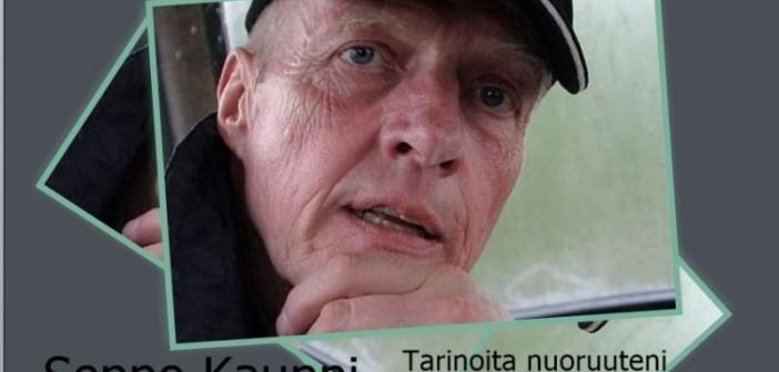 <center>Seppo Kauppi – Vaasan lyseossa sattui ja tapahtui</center>