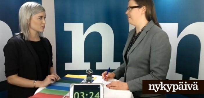 <center>Susanna Koski, kok – vaalivideo</center>