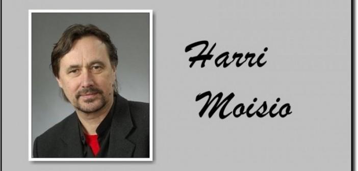 <center>Harri Moisio  – Kuka minusta nyt huolehtii?</center>