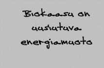 biokaasu