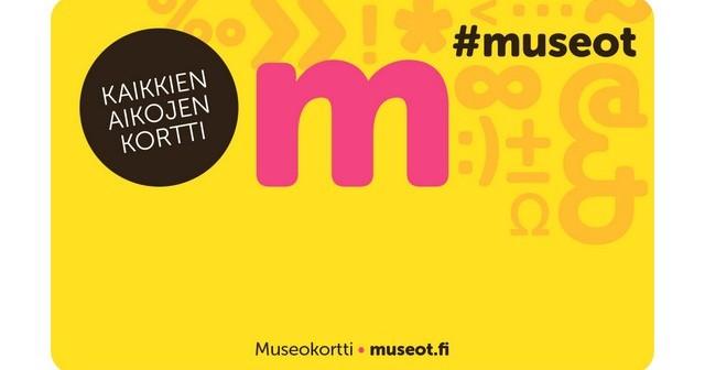 Museokortti käyttöön Vaasassa 05.05. 2015