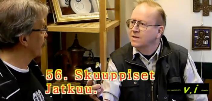 <center>Kari Lajunen – 56 Skuuppiset jatkuu</center>