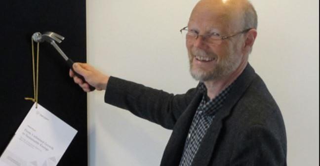 Levón-instituutin johtajaksi Pekka Peura