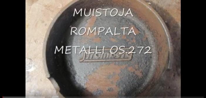 herkkoo11 – MUISTOJA ROMPALTA METALLI OS 272