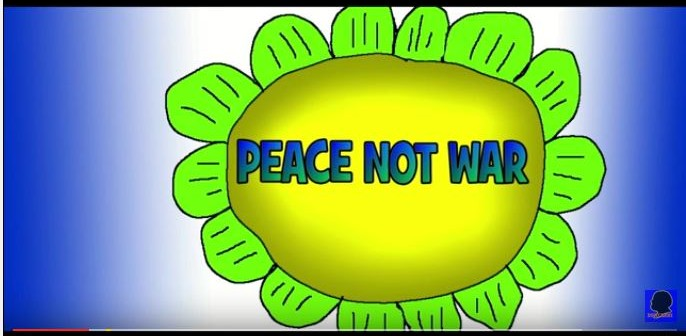 Digileni Laatikainen – Peace Not War