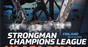 Strongman Champions League on maailman kovin voimamies sarja, jossa kilpailevat Maailman parhaimmat ammattilaiskilpailijat.