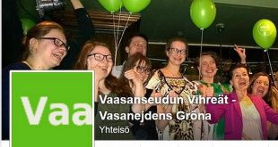 vaasanseudun_vihreät
