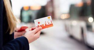 Waltti-kortilla pääsee nyt matkustamaan halvemmalla kuin aiemmin.