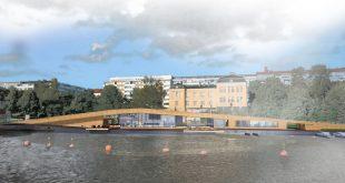 Vaasan kaupunki järjesti laatukilpailun Kalarannan rakennuspaikalle 1.6–30.9.2016. Kilpailuun saatiin viisi ehdotusta, joista kolme hyväksyttiin arviointiin mukaan. Kaupunginhallitus valitsi eilen 28.11. voittajaksi Smakkompanietin ehdotuksen Kalastuksen talo.