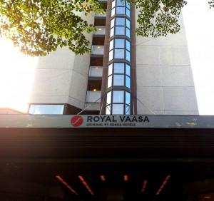 Sokos Hotel Royal Vaasa ulkokuva